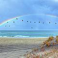 Rainbows And Wings I by Dan Carmichael