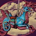 Rainey The Dragon-horse by Martin Brockhaus