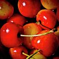 Rainier Cherries by David Patterson