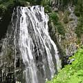 Rainier Falls by Joanne Riske
