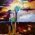 Raining Colours by Sunel De Lange
