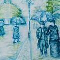 Rainy Day Impression by Brena Patchen