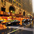 Rainy Day In Manhattan by Svetlana Sewell