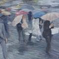 Rainy Day by Masami Iida
