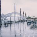 Rainy Days And Mondays by Evelina Kremsdorf