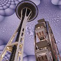 Rainy Needle by Tim Allen