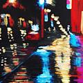 Rainy Night by Lauren Luna