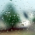 Rainy Window 1 by Steve Ohlsen