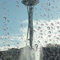 Rainy Window Needle by Tim Allen
