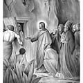 Raising Lazarus by Greg Joens