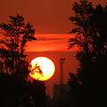 Rising Sun  by Explorer Lenses Photography