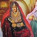 Rajasthani People by Xafira Mendonsa