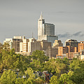 Raleigh Nc Panoramic by J Dale Breedlove