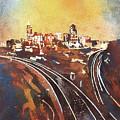Raleigh Sunrise II by Ryan Fox