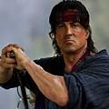 Rambo Sylvester Stallone by David Dehner