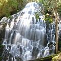 Ramona Falls-ii Softer by PJ  Cloud