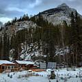 Rampart Creek Hostel by Adam Jewell