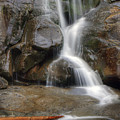 Ramsey Cascades In Great Smoky Mountains National Park Tennesee by Brendan Reals