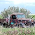 Ranch Truck by Brad Christensen