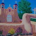 Rancho De Taos II by Cheryl Fecht
