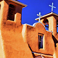 Ranchos De Taos Church by Charles Muhle