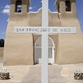 Ranchos De Taos by Mary Rogers