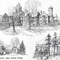 Randolph Macon College by Jessica Bryant