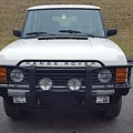 Range Rover Classic by Dorothy Binder