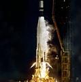 Ranger 1 Atlas-agena Rocket Launch by Nasavrs