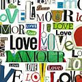 Ransom Art - Love by Judy Salcedo