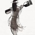 Rapa Nui Dancer by Judith Kunzle