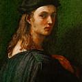 Raphael Portrait Of Bindo Altoviti by PixBreak Art