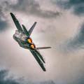 Raptor Afterburners  by Nigel Bangert