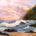 Rapturous  Seascape by Marveta Foutch