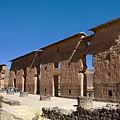 Raqchi Inca Ruins by Aivar Mikko