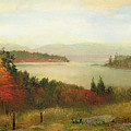 Raquette Lake by Homer Dodge Martin