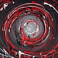 Raspberry Swirls by Preethi Mathialagan