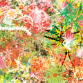 Rasta Flowers by Fay Lawrence