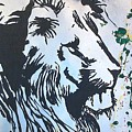 Rasta Tiger by Love Art Wonders By God