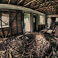 Rat Nest, Real Estate Series by Aaron James
