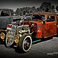 Rat Rod For Sale 2 by Perry Webster