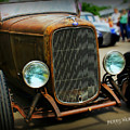 Rat Rod Roadster by Perry Webster