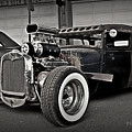 Rat Rod Scene 3 by Perry Webster