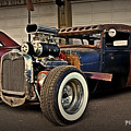 Rat Rod Scene by Perry Webster