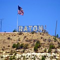 Raton Welcome by Charles Robinson