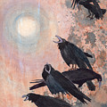 Raven Party by Laura Star Studio