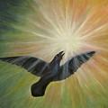 Raven Steals The Light by Bernadette Wulf