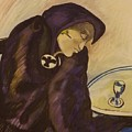 Raven - The Absinthe Drinker by Kevin Sweeney