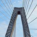 Ravenel Bridge Charleston by Catherine Sherman