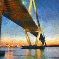 Ravenel Bridge by Lynne Jenkins